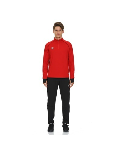 Umbro Training Top Tc-0028 Saks Sweat Kırmızı
